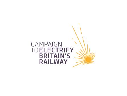 Campaign to Electrify Britain's Railway  logo